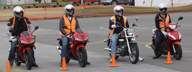 Motorcycle Licence Melbourne