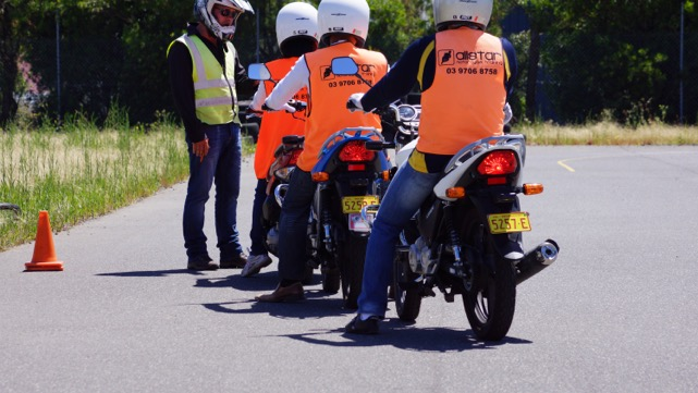 Learner Permit Test | Motorcycle Learners Test in Victoria